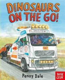 Dinosaurs on the Go!, Book Book