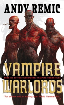 Vampire Warlords, Paperback Book