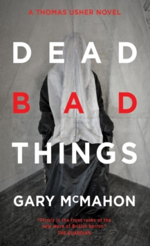 Dead Bad Things, Paperback Book