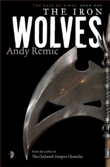 The Iron Wolves, Paperback Book