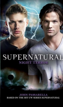 Supernatural - Night Terror, Paperback Book