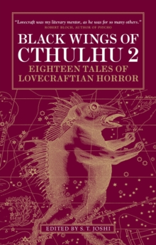 Black Wings of Cthulhu (Volume Two), Paperback Book