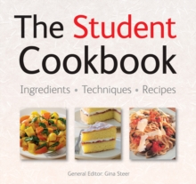 The Student Cookbook : Quick & Easy, Proven Recipes, Paperback Book