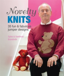 Novelty Knits: 35 fun & fabulous jumpers, Paperback Book