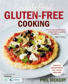 Seriously Good Gluten-free Cooking, Paperback Book