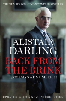 Back from the Brink : 1000 Days at Number 11, Paperback Book