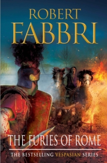 The Furies of Rome, Paperback Book