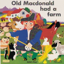 Old Macdonald Had a Farm, Paperback Book