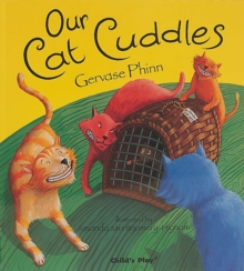Our Cat Cuddles, Paperback Book