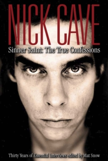 Nick Cave, Paperback Book