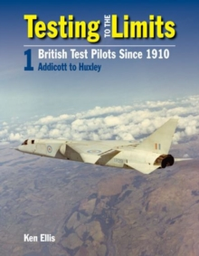 TESTING TO THE LIMITS: VOLUME ONE, Hardback Book