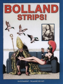 Bolland Strips!, Hardback Book