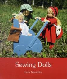Sewing Dolls, Paperback Book