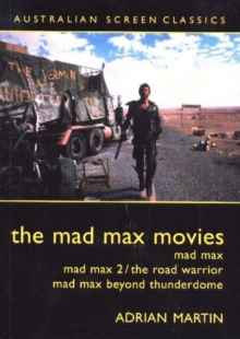 Mad Max Movies, Paperback Book