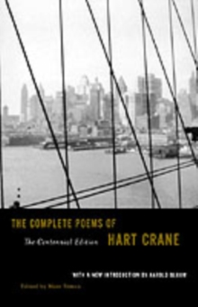 The Complete Poems of Hart Crane, Paperback Book