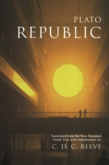 Republic : Translated from the New Standard Greek Text, with Introduction, Paperback Book