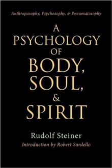 A Psychology of Body, Soul and Spirit, Paperback Book