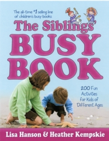 The Siblings' Busy Book, Paperback Book