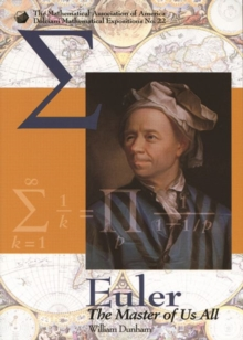 Euler : The Master of Us All, Paperback Book