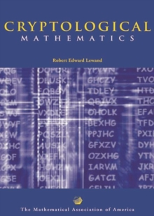 Cryptological Mathematics, Paperback Book