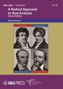 Radical Approach to Real Analysis