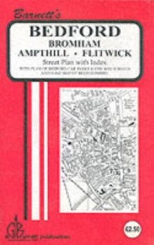 Bedford : Bromham / Ampthill / Flitwick, Sheet map, folded Book