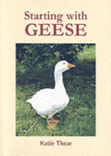 Starting with Geese, Paperback Book