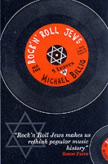 Rock 'n' Roll Jews, Paperback Book