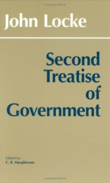 Second Treatise of Government, Paperback Book