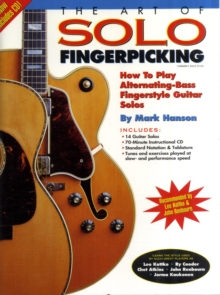Mark Hanson : The Art Of Solo Fingerpicking, Paperback Book