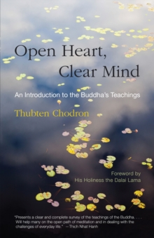 Open Heart Clear Mind, Paperback Book