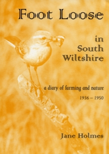 Foot Loose in South Wiltshire, Paperback Book