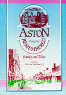 Aston Remembered, Paperback Book