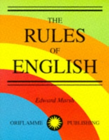 The Rules of English, Paperback Book