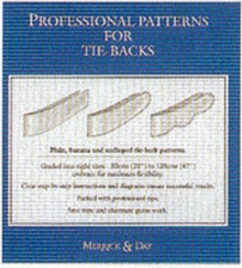 Professional Patterns for Tie-backs, Paperback Book