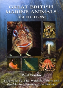 Great British Marine Animals, Paperback Book