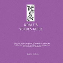 Noble's Venues Guide, Paperback Book