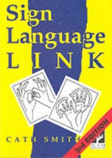 Sign Language Link : A Pocket Dictionary of Signs, Paperback Book