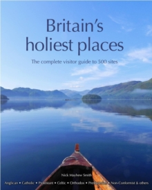 Britain's Holiest Places, Paperback Book