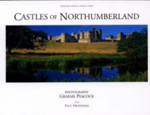 Castles of Northumberland, Hardback Book