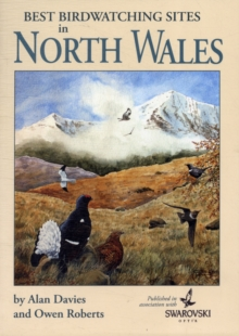 Best Birdwatching Sites in North Wales, Paperback Book