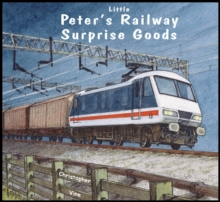 Peter's Railway Surprise Goods, Paperback Book
