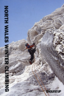 North Wales Winter Climbing, Paperback Book