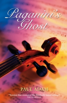 Paganini's Ghost, Paperback Book