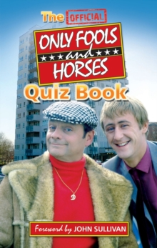 The Official Only Fools and Horses Quiz Book, Paperback Book