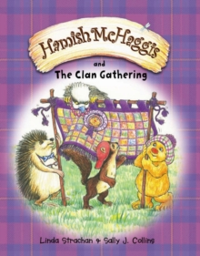 Hamish McHaggis and the Clan Gathering, Paperback Book