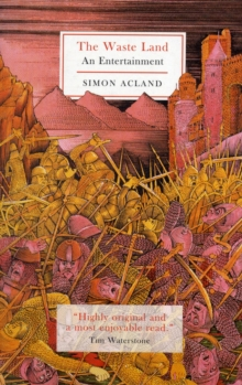 The Waste Land, Paperback Book