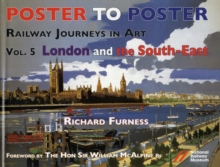 Railway Journeys in Art : London and the South East v. 5, Hardback Book