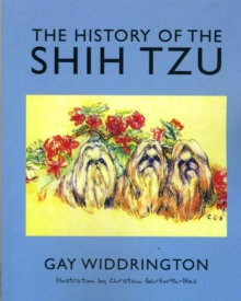The History of the Shih Tzu, Paperback Book