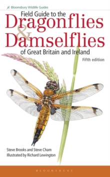 Field Guide to the Dragonflies and Damselflies of Great Britain and Ireland, Paperback Book